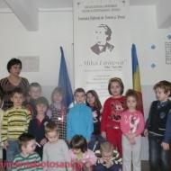 Zilele Eminescu - Gradinita SOTRON Botosani-1180783